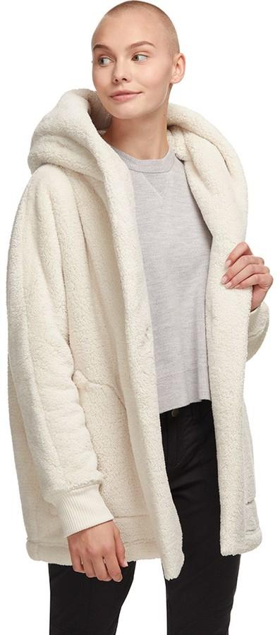 e77ef5216 Campshire Fleece Wrap Jacket - Women's