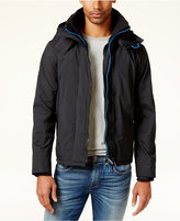 Superdry Men's Pop Zip Hooded Arctic Windbreaker