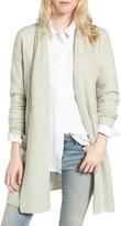 Hinge Women's Shawl Collar Cardigan