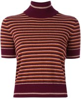 I'M Isola Marras striped shortsleeved sweater
