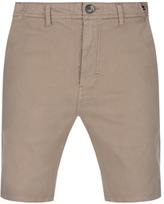 Luke 1977 Tennessee Tailored Chino Shorts Beige