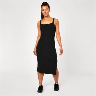 M Lounge Midi Dress