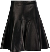 Drome high-waisted A-line skirt