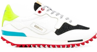 Golden Goose Starland lace-up sneakers