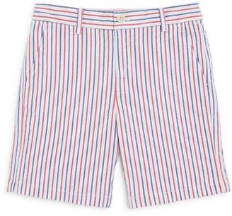 Vineyard Vines Boys' Striped Seersucker Shorts - Little Kid, Big Kid