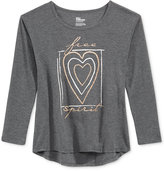 Epic Threads Girls' Free Spirit Graphic-Print T-Shirt, Only at Macy's