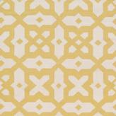 Gold and Ivory Hand-Woven Lamb's Wool Area Rug
