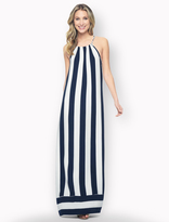Splendid Capistan Rugby Stripe Maxi Dress