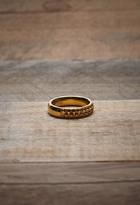 Forever 21 FOREVER 21+ Vitaly Anti-Stone Ring