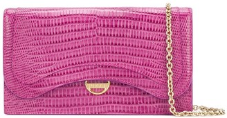 Emilio Pucci Crocodile-Embossed Wallet