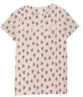 Brooks Brothers Girls' Printed Blouse.
