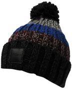 Firetrap Mens Block Beanie Hat Snow Winter Warm Accessories
