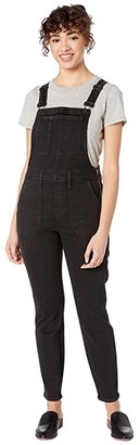 Madewell Skinny Overall in Lunar Wash (Lunar Wash) Women's Jumpsuit & Rompers One Piece