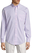 Brooks Brothers Tattersall Cotton Sportshirt
