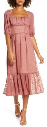 Foxiedox Brena Midi Dress