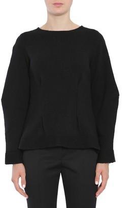 Alexander McQueen Round Collar Sweater