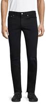 BLK DNM 25 Distressed Jeans