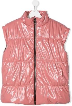 Andorine TEEN quilted puffer vest