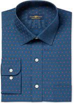 Club Room Men's Classic/Regular Fit Foulard Print Dress Shirt, Only at Macy's