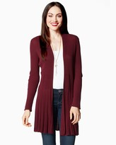 Charming charlie Fit and Flare Cardigan