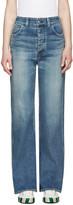 Visvim Blue Social Sculpturess Jeans