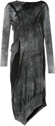 Uma | Raquel Davidowicz Budapeste asymmetric dress