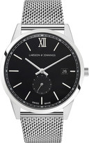 Larsson & Jennings Saxon stainless steel watch