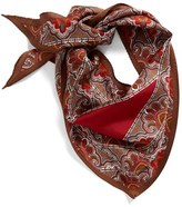 Echo Women's Paisley Diamond Silk Scarf