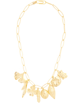 Aurelie Bidermann Aurélie gold-plated necklace