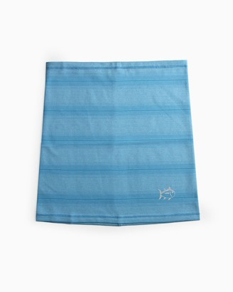 Southern Tide Ombre Striped Performance Neck Gaiter