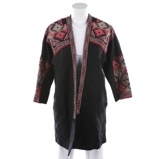 Masscob Black Cotton Jacket for Women
