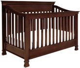 Million Dollar Baby Classic Foothill 4-in-1 Convertible Crib with Toddler Bed Conversion Kit- Espresso