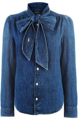 Polo Ralph Lauren Polo Mila Dnm Shirt Ld94