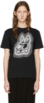 McQ by Alexander McQueen Black Be Here Now T-shirt