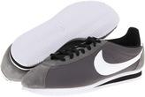 Nike Classic Cortez Nylon (Dark Grey/Black/White) - Footwear