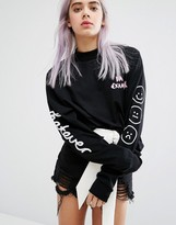Lazy Oaf Whatever Long Sleeve T-shirt
