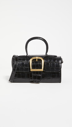 Rylan Black Mini Satchel