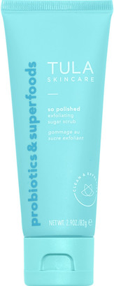 Tula So Polished Sugar Exfoliating Face Scrub