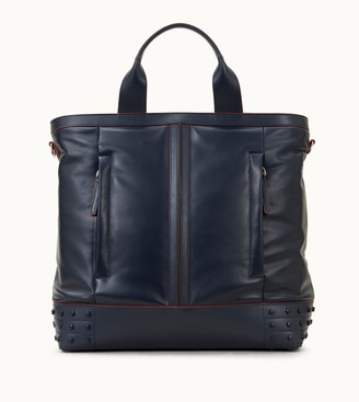 Tod's Tote Shopping Bag Medium in Leather