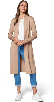 Forever New Ria Longline Knit Cardigan
