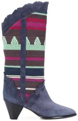 Isabel Marant Luiz mid-calf boots