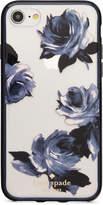 Kate Spade Night Rose iPhone 8 Case