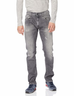 Replay Men's M1005 .000.145 544 Straight Jeans