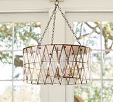 Pottery Barn Grace Chandelier