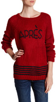 Wooden Ships Apres Crew Neck Sweater