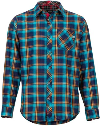 Marmot Men's Anderson Lightweight Flannel Long-Sleeve Shirt