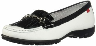 Marc Joseph New York Women's Golf Genuine Leather Made in Brazil Lexington Fashion Shoe