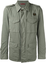 Fay field jacket - men - Cotton - M