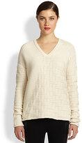 Ohne Titel Weave Knit Sweater