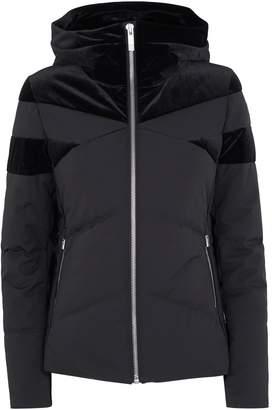 Fusalp Faux Fur-Trim Jacket